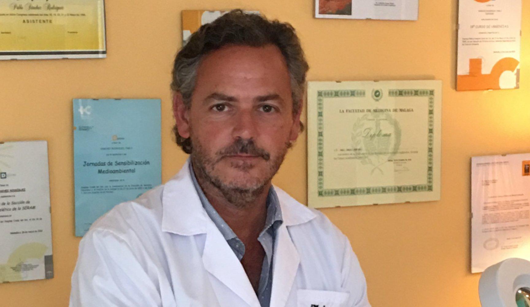 Dr. Pablo Sánchez